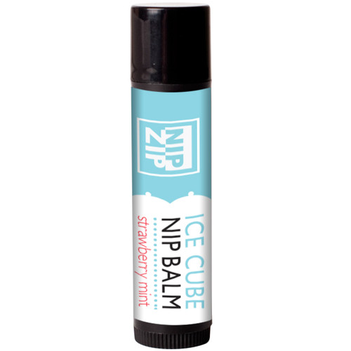 Nip Zip Nipple Balm Strawberry Mint by Sensuva .15 oz