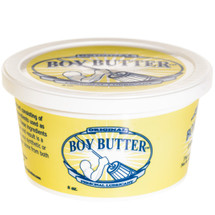 Boy Butter Oil Based Personal Lubricant Original Formula 8 oz