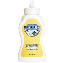 Boy Butter Oil Based Personal Lubricant Original Formula Squeeze Bottle 9 fl oz