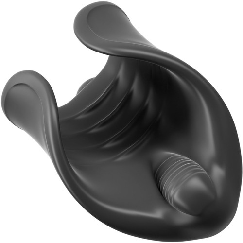PDX Elite Vibrating Silicone Penis Stimulator By Pipedream