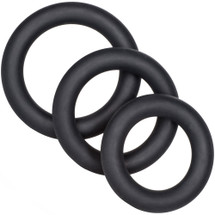 Dr. Joel Kaplan Silicone Support Cock Rings