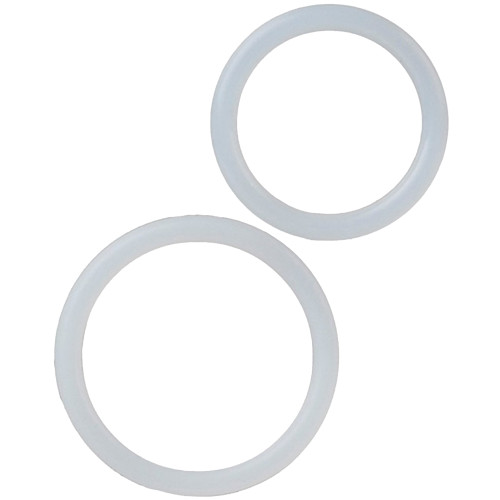 CalExotics Silicone Rings Set - Large and X-Large