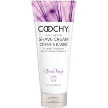 COOCHY Oh So Smooth Shave Cream - Floral Haze 12.5 oz (370 mL)