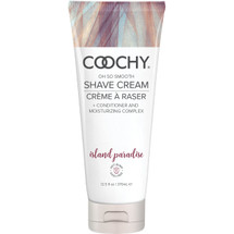 COOCHY Oh So Smooth Shave Cream - Island Paradise 12.5 oz (370 mL)