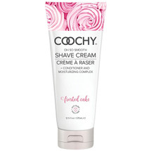 COOCHY Oh So Smooth Shave Cream - Frosted Cake 12.5 oz (370 mL)