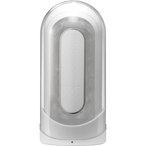 Tenga Flip 0 (Zero) EV Vibrating Penis Masturbator - White
