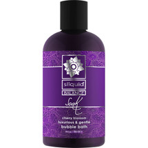 Sliquid Soak Luxurious Gentle Bubble Bath Cherry Blossom 8.5 fl oz