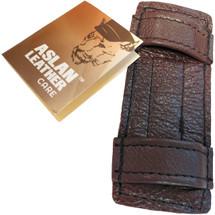 Aslan Double Up Dildo Cuffs - Chocolate