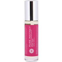 Pure Instinct Pink - Pheromone Perfume Oil Roll On .34 oz