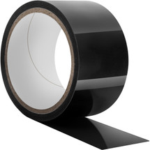 Temptasia Bondage Tape 60 Feet By Blush Novelties - Black