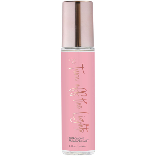 CG Fragrance Body Mist with Pheromones - Turn Off The Lights (3.5 oz)