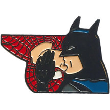 "Peter Loves Bruce 1.5"" Soft Enamel Pin By Geeky And Kinky"