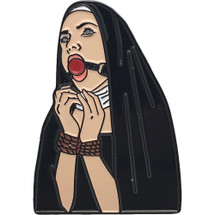 "Nunsense 2"" Soft Enamel Pin By Geeky And Kinky"