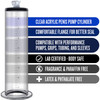 Performance 9 Inch x 1.75 Inch Penis Pump Cylinder By Blush - Clear