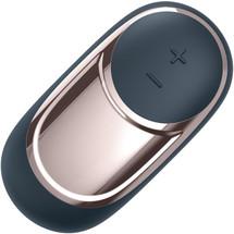 Satisfyer Dark Desire Silicone Rechargeable Clitoral Vibrator