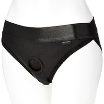 Active Harness Wear Silhouette (Crotchless) Strap-On Harness Brief By Sportsheets