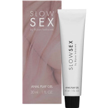 Slow Sex Anal Play Gel By Bijoux Indiscrets - 1 oz