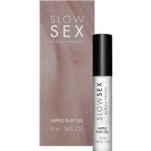 Slow Sex Nipple Play Gel By Bijoux Indiscrets - .34 oz