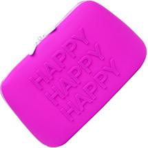 Happy Rabbit HAPPY Large Silicone Zipper Toy Storage Case