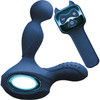 Renegade Orbit Rotating Silicone Remote Control Prostate Massager