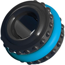 CONTROL Pro Performance Beginners Silicone C-Ring by Sir Richard's - Blue