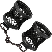 Sex And Mischief Fishnet Cuffs By Sportsheets