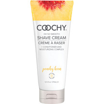 COOCHY Oh So Smooth Shave Cream - Peachy Keen 12.5 oz (370 mL)