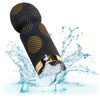 Naughty Bits Lit Clit Teenie Weenie Wand Waterproof Rechargeable Mini Vibrator By CalExotics