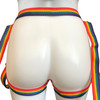 Inclusion Rainbow Strap-On Harness - Size B Fits Hips Up To 65""