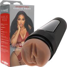 Main Squeeze Celebrity Girls Karlie Redd Penis Masturbator by Doc Johnson