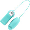 AMI Remote Control Silicone Vibrating Bullet By VeDO - Tease Me Turquoise
