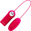 AMI Remote Control Silicone Vibrating Bullet By VeDO - Foxy Pink