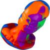 Oxballs Honcho 1 Silicone Rainbow Butt Plug