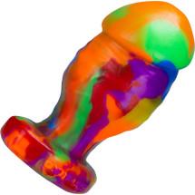 Oxballs Honcho 2 Silicone Rainbow Butt Plug