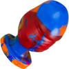 Oxballs Honcho 3 Silicone Rainbow Butt Plug