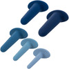 They-ology 5-Piece Wearable Silicone Anal Training Set By CalExotics