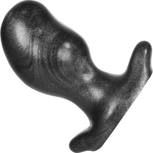 Oxballs Ergo Large Silicone Butt Plug - Extra Squishy Smoke