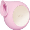 LELO Sila Waterproof Rechargeable Pleasure Air Clitoral Stimulator - Pink