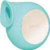 LELO Sila Waterproof Rechargeable Pleasure Air Clitoral Stimulator - Aqua