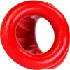 Oxballs Ballbender Silicone Ball Stretcher & Cock Ring - Red