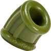 Oxballs Bent-1 Silicone Curved Ball Stretcher 2.25 Inch - Green