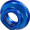 Oxballs Juicy Pumper Silicone Cock Ring 3.5 Inch - Blue
