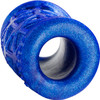 Oxballs Morph Curved Silicone Ball Stretcher - Blue