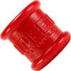 Oxballs Neo-Stretch Tall Silicone Ball Stretcher - Red