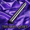 The Realm Silver Bullet Rechargeable Multi-Speed Vibrator