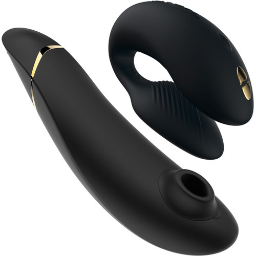 Golden Moments Collection Featuring The Womanizer Premium & We-Vibe Chorus