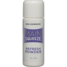 Main Squeeze Refresh Powder by Doc Johnson - 1oz.