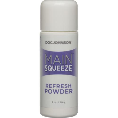 Main Squeeze Refresh Powder by Doc Johnson - 1oz.