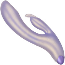 G-Love G-Bunny Silicone Rechargeable Waterproof Dual Stimulation Vibrator By CalExotics
