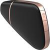 Satisfyer Love Triangle Pressure Wave Rechargeable App Enabled Clitoral Stimulator - Black